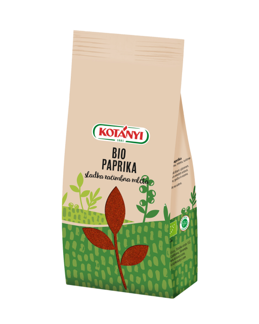 051606 Kotanyi Bio Paprika Sladka Stock Bag S
