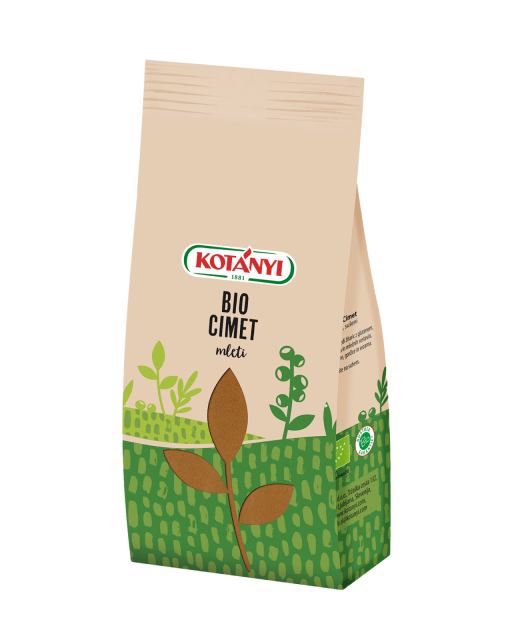 051806 Kotanyi Bio Cimet Mleti Stock Bag S