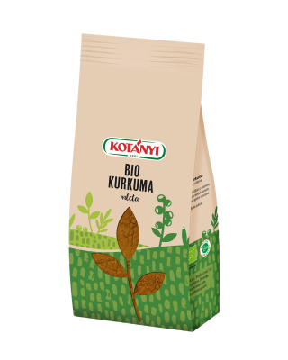 052006 Kotanyi Bio Kurkuma Mleta Stock Bag S