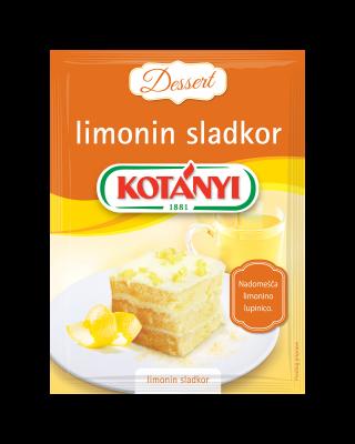 118006 Kotanyi Limonin Sladkor B2c Pouch