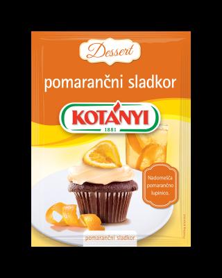 118106 Kotanyi Pomarancni Sladkor B2c Pouch