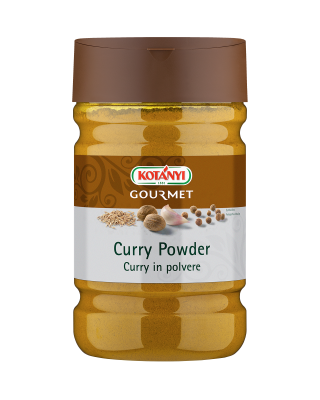 241614 Kotanyi Curry B2b Jar 1200ccm