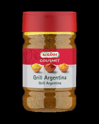 249514 Kotanyi Grill Argentina B2b Jar 1200ccm