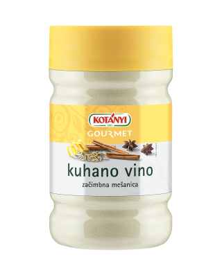 25010601 Kotanyi Kuhano Vino B2b Jar 1200ccm