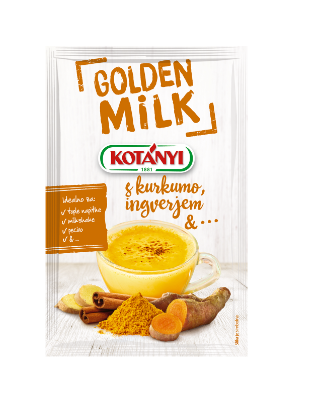 357006 Kotanyi Golden Milk B2c Pouch Png