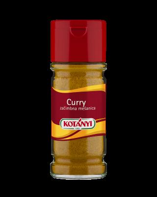401106 Kotanyi Curry Prah B2c Glass M