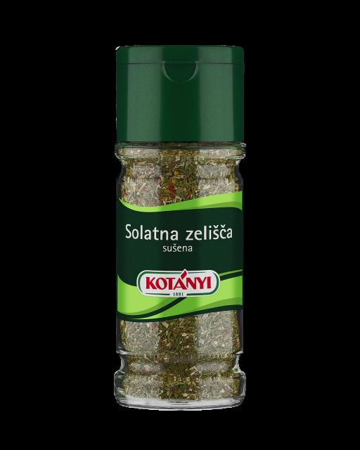 404506 Kotanyi Solatna Zelisca B2c Glass M