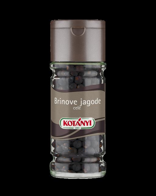 405306 Kotanyi Brinove Jagode B2c Glass M