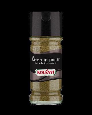 407906 Kotanyi Cesen In Poper B2c Glass M
