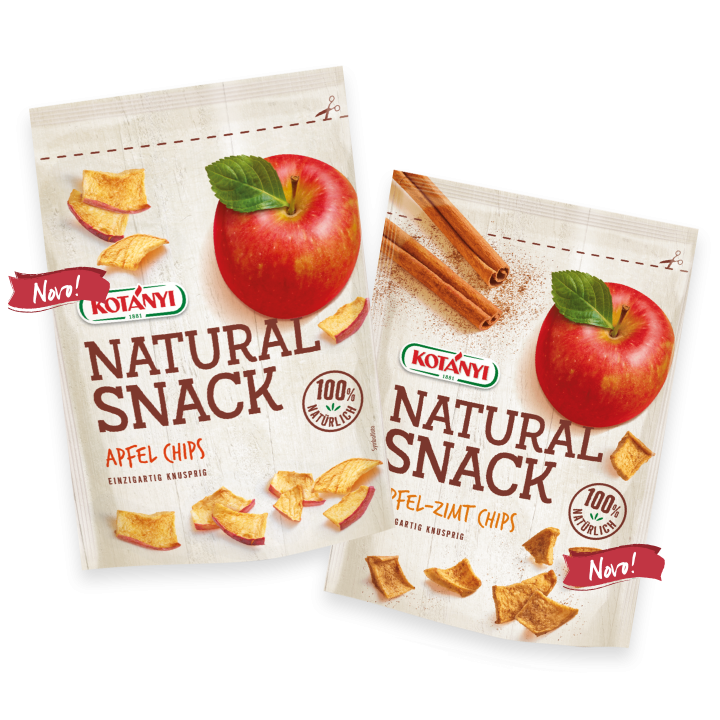 Si Natural Snack Packshot Teaser Edit