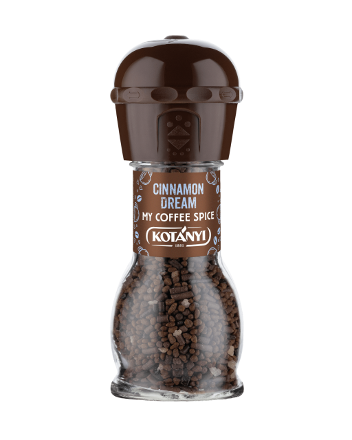 437806 Kotanyi My Coffe Spice Cinnamon Dream Mill B2c Mill